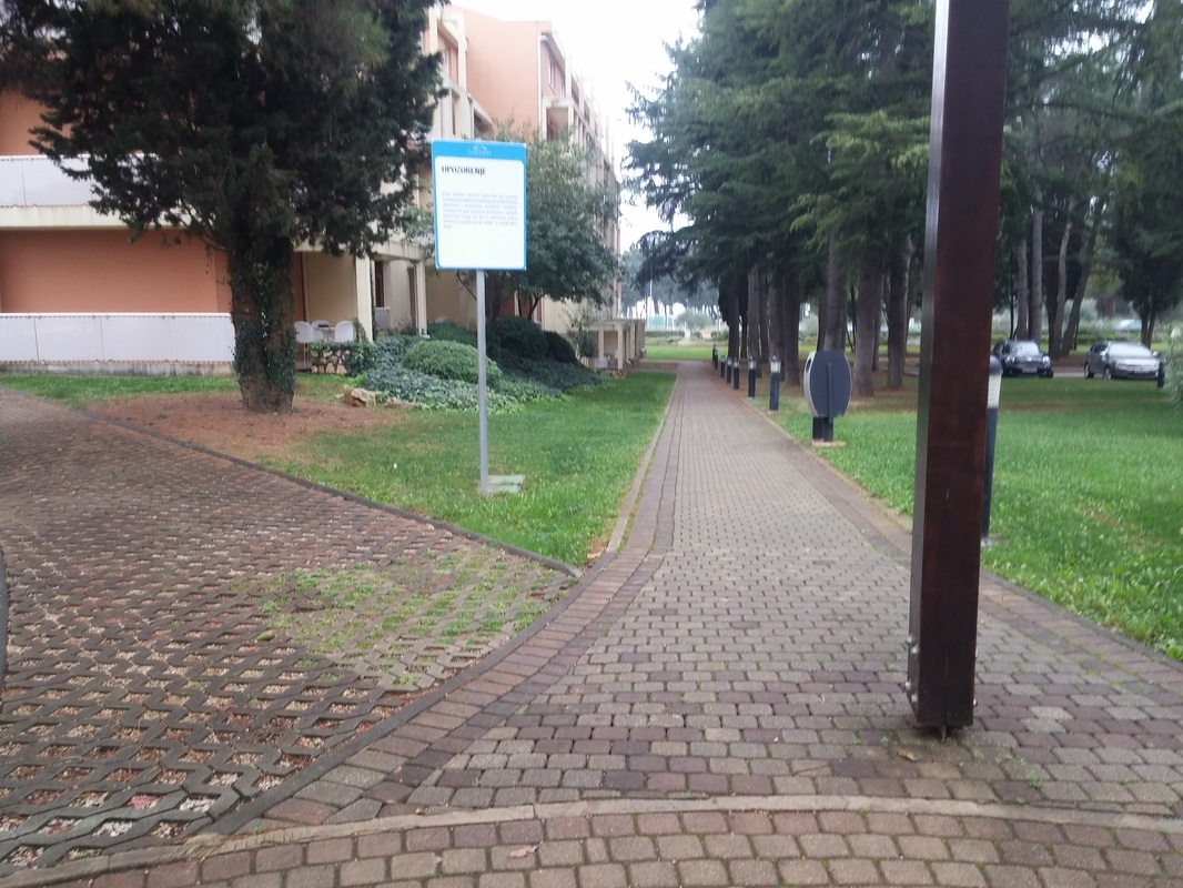 Dostopne poti