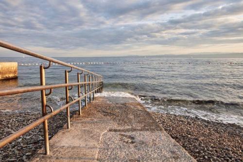 Klančina v morje