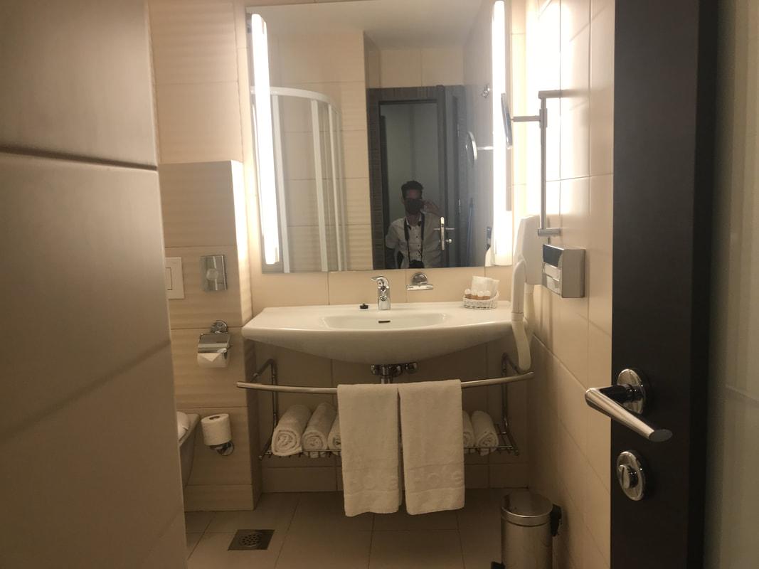 Običajna kopalnica