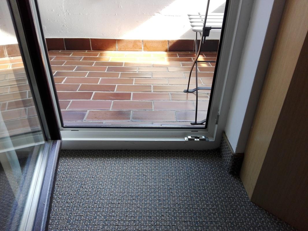 Dostop do balkona