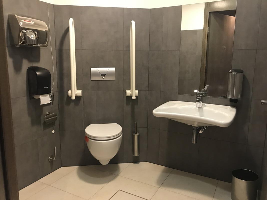 Splošno invalidsko stranišče