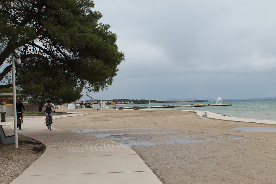 Dostopna plaža