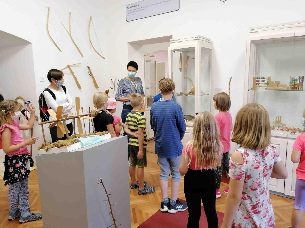 Muzej nudi tudi pester spremljevalni program