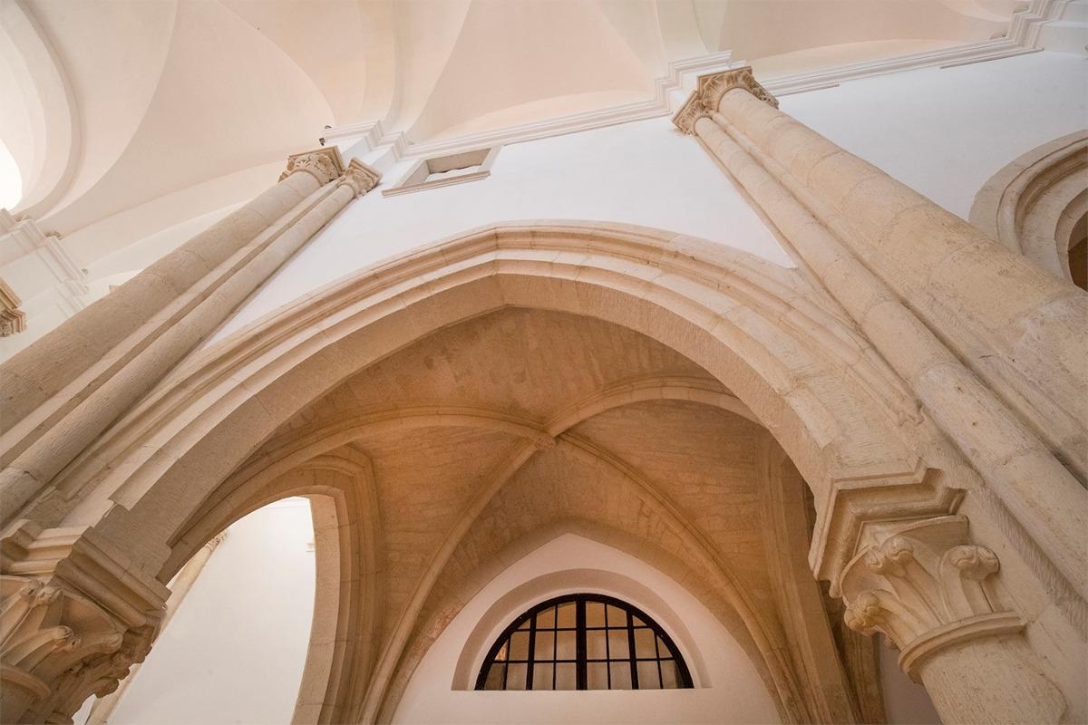 Zelo lepo ohranjena gotska cerkev