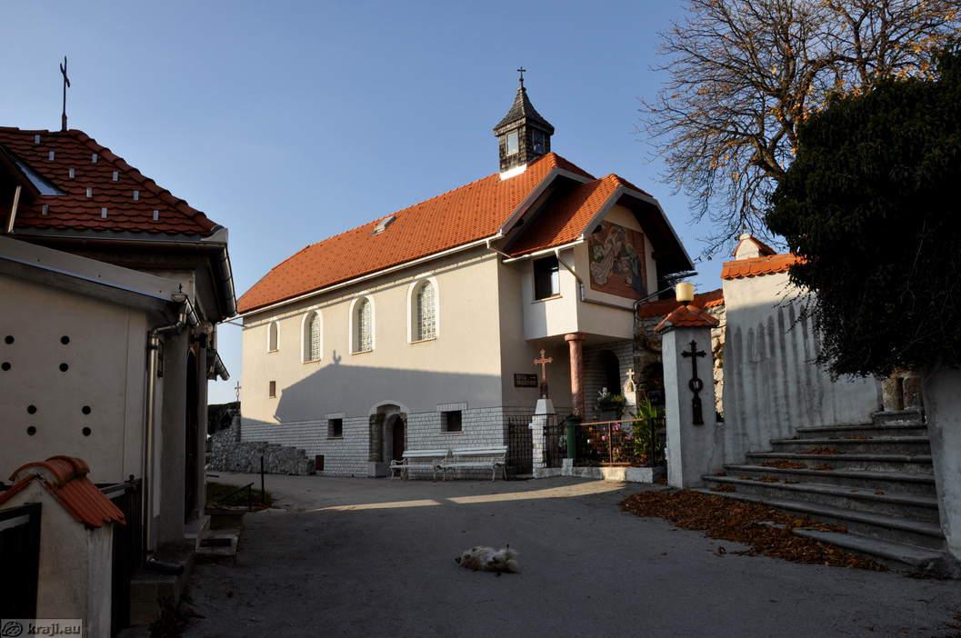 Kapela Kraljice miru