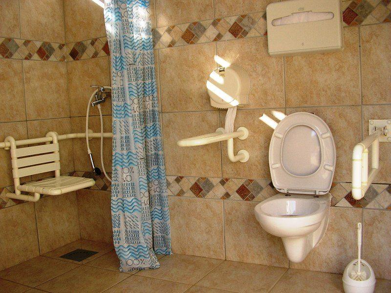 Prilagojene sanitarije
