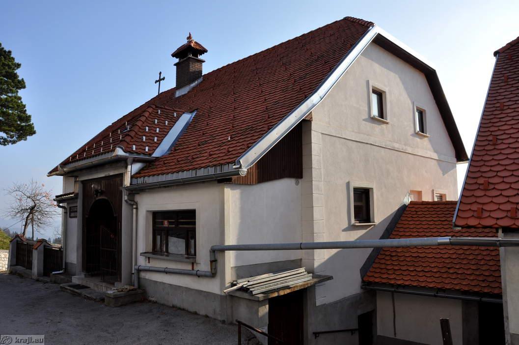 Župnijski dom