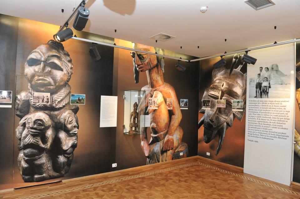 Tretjakova afriška zbirka