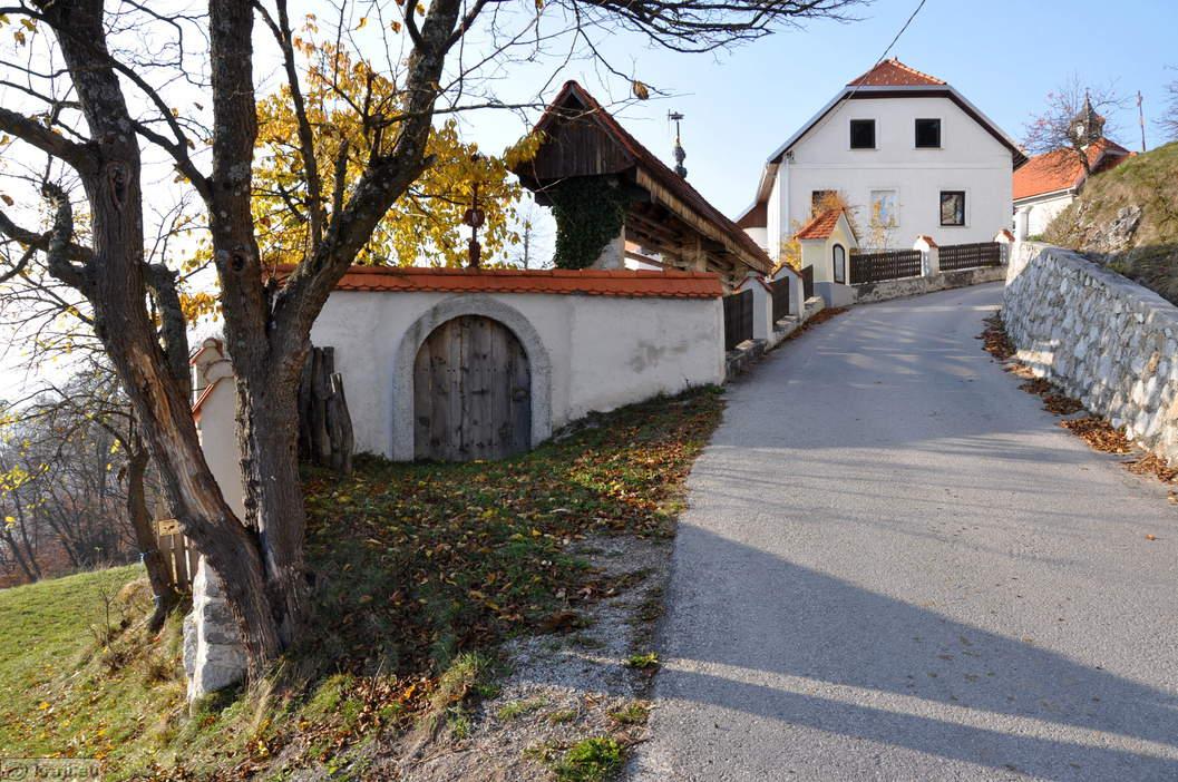 Pot proti cerkvi