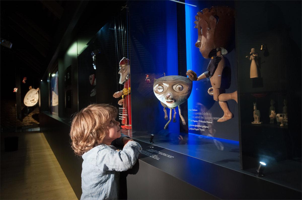 Zgodovina lutkarstva na Slovenskem