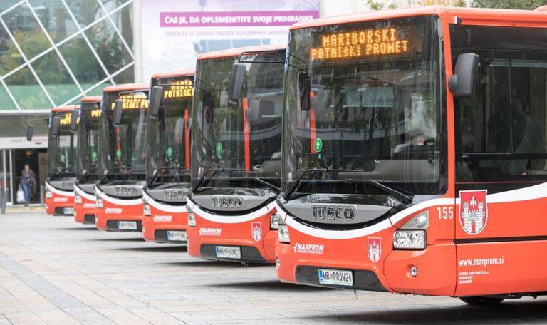 Prilagojeni so vsi avtobusi