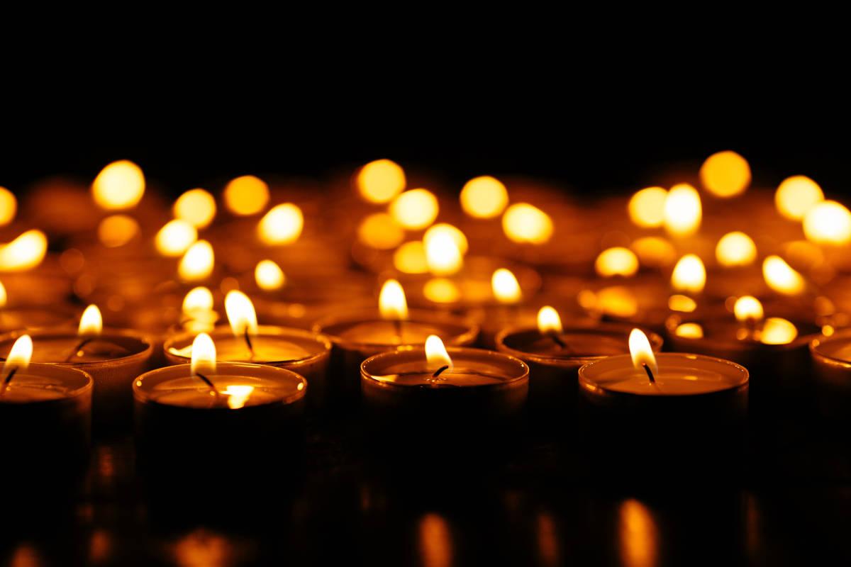 Prižgane sveče