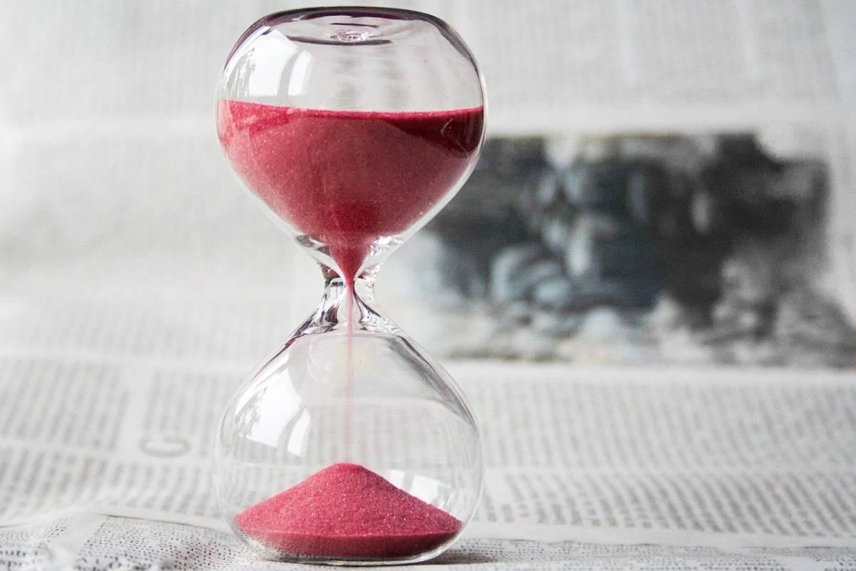 Peščena ura