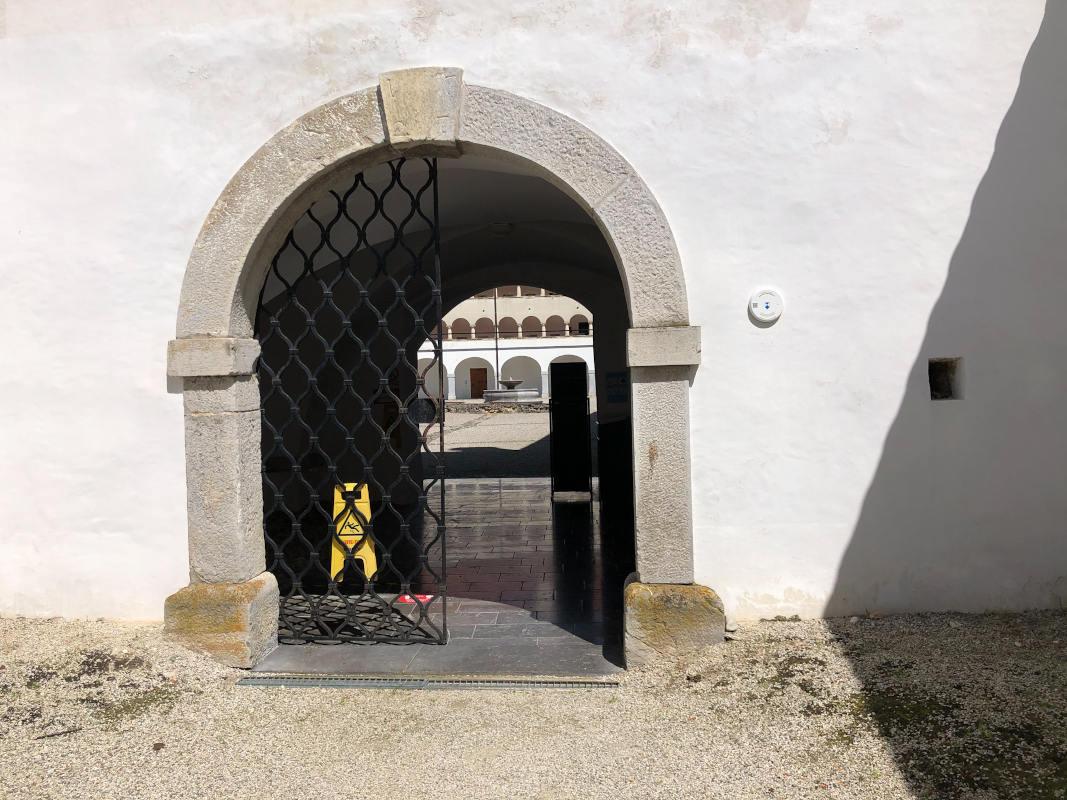 Vhod v galerijo