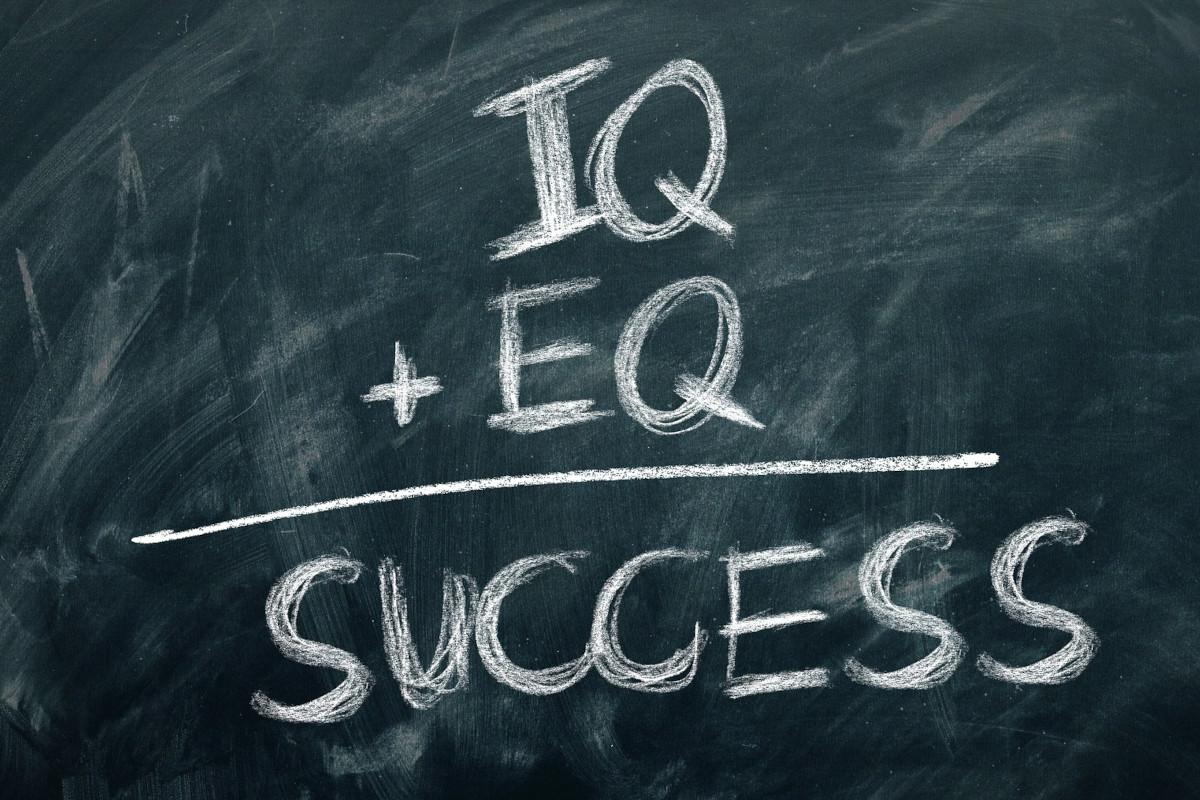 Iq +eq = success