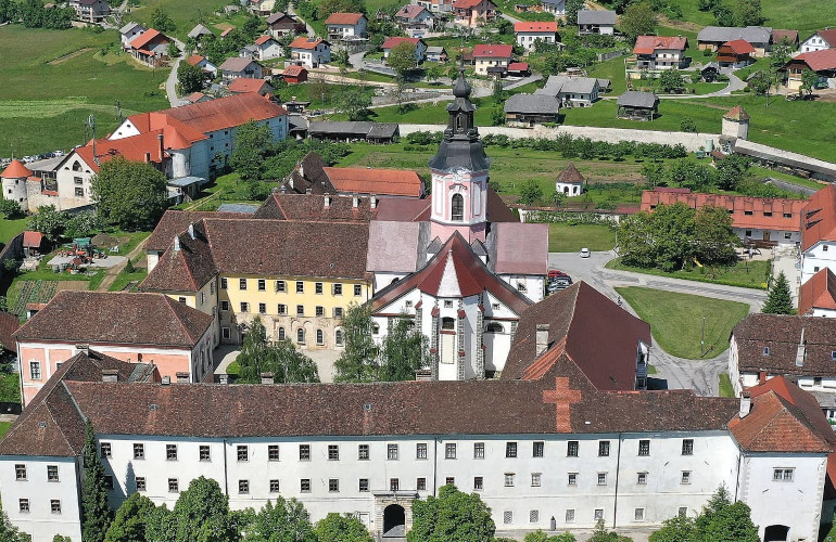 Cistercijanski samostan Stična