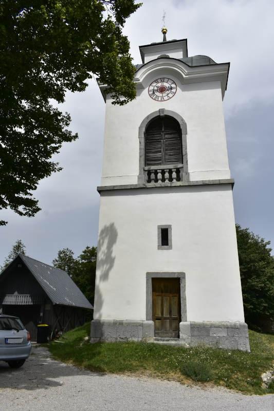 Samostoječi zvonik