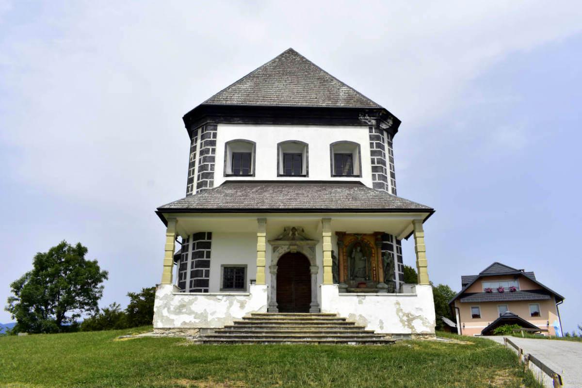 Cerkev sv. Valentina
