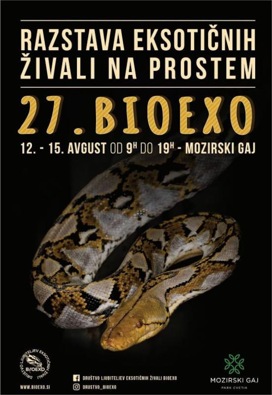Mozirski gaj spet prireja razstavo Bioexo