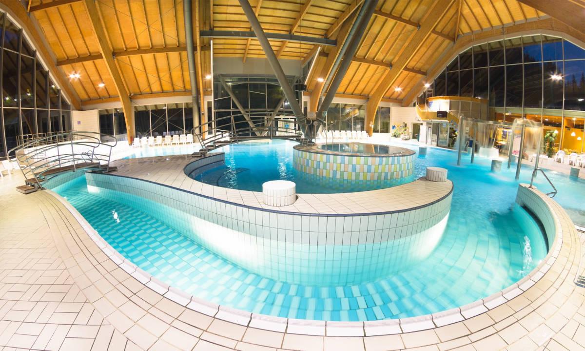 Del notranjega bazena
