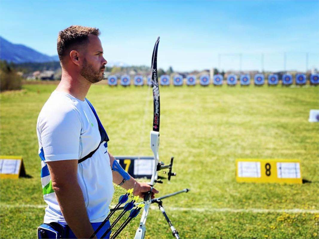 Dejan Fabčič se na paralimpijske igre odpravlja kot paralokostrelec