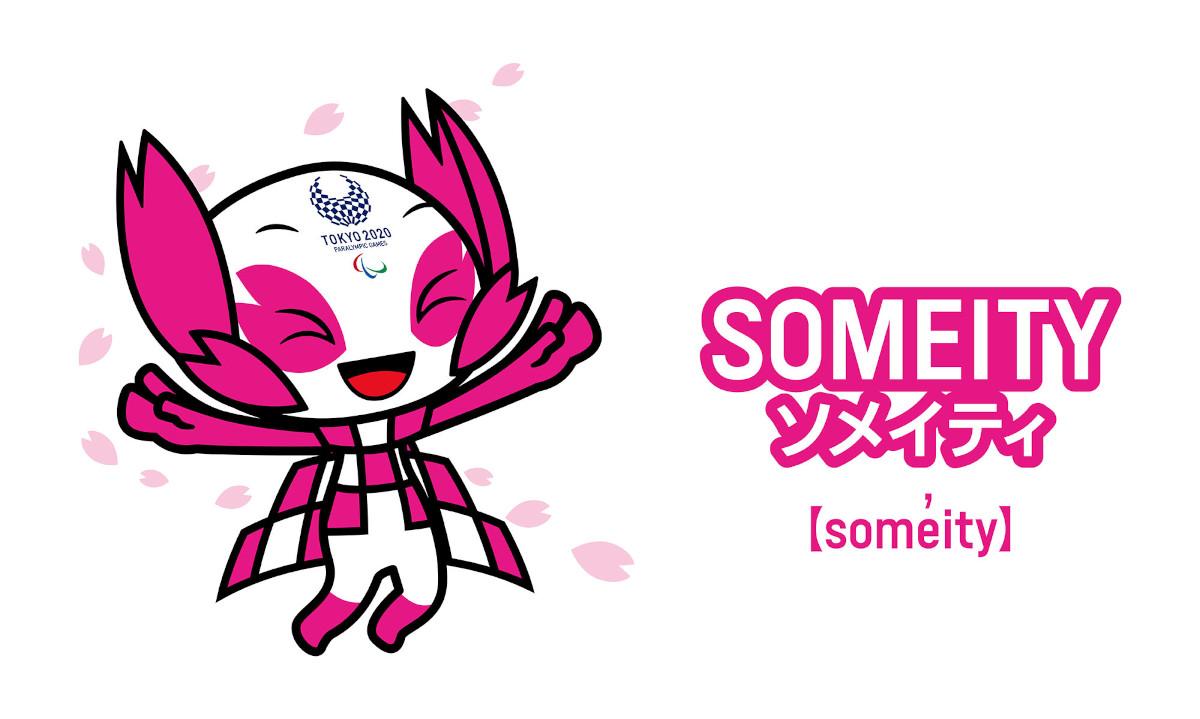 Paralimpijske igre zaznamuje tudi maskota Someity