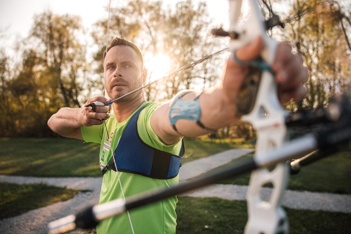 Paralimpijske igre zastopa tudi slovenski paralokostrelec Dejan Fabčič