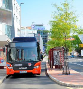 Brezplačni javni prevoz v Ljubljani in Mariboru