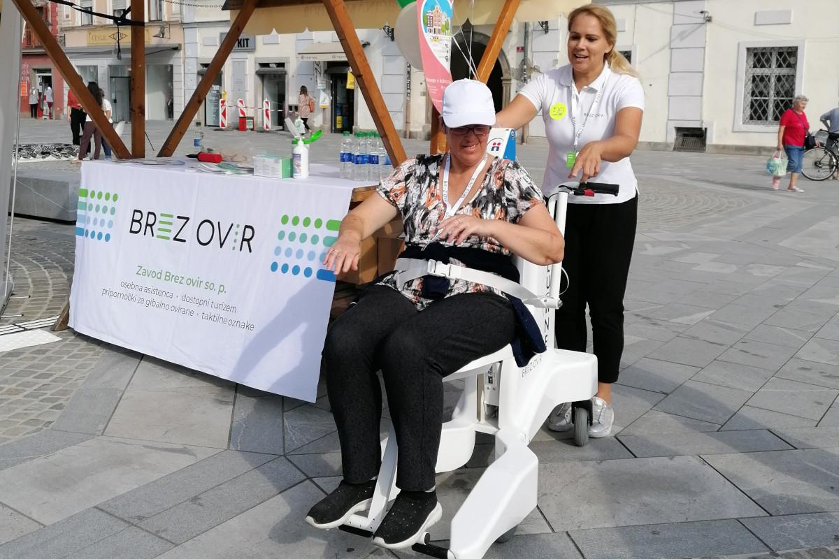 Evropski teden mobilnosti na Glavnem trgu