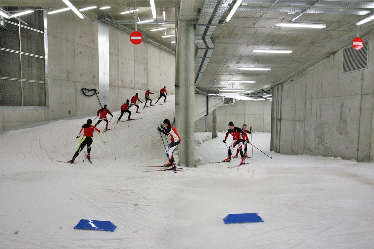 Snežni tunel